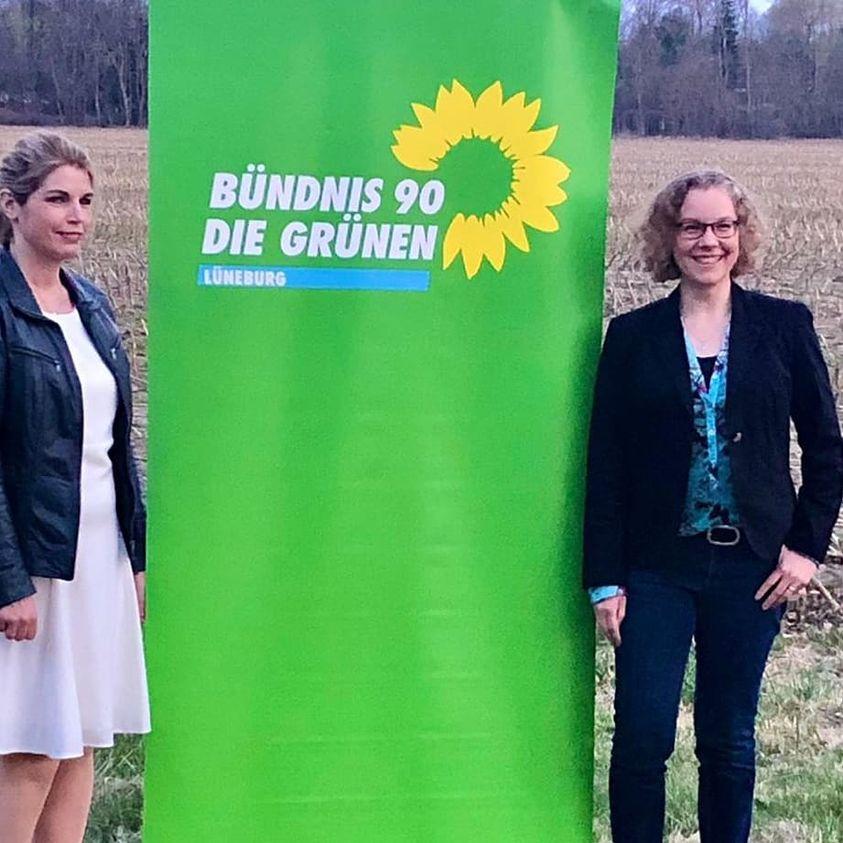 97% – Klarer Auftrag der Grünen Lüneburg